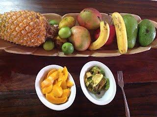 Cocao Rainforest Lodge Restaurant on bnb belize